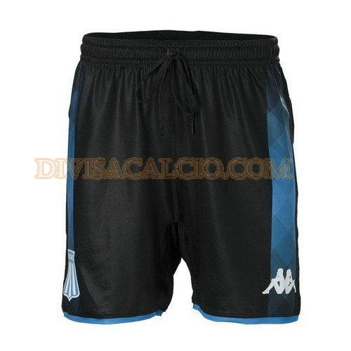 pantaloncini racing club 2019-2020 seconda divisa - nero uomo